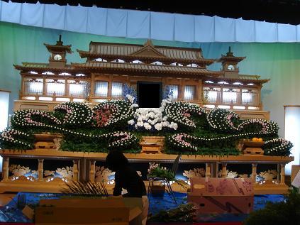 生花祭壇6