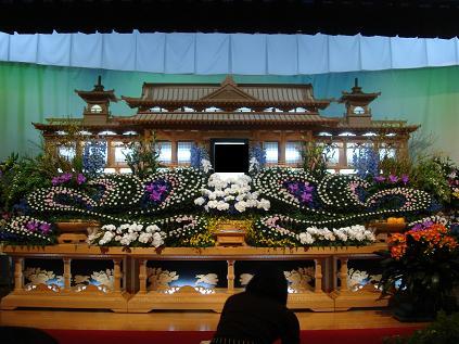 生花祭壇8