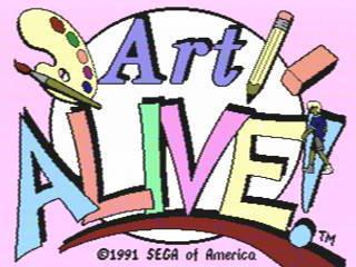 Art ALIVE