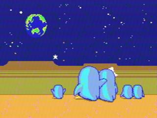 どきどきペンギンランド 宇宙大冒険