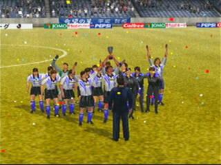 Jリーグプロサッカークラブをつくろう!