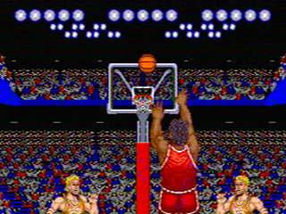 スーパーリアルバスケットボール