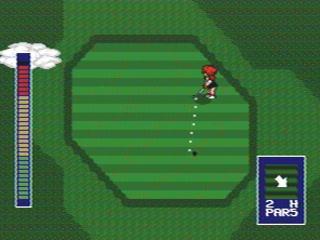 バトルゴルファー唯