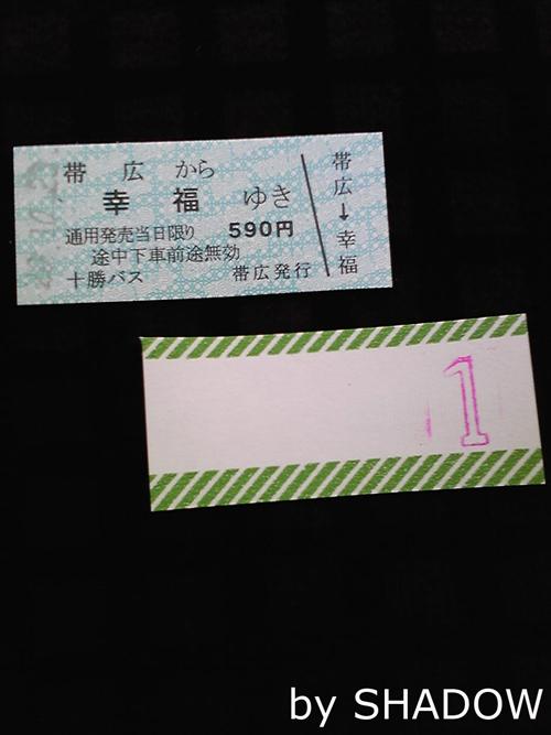 幸福への切符