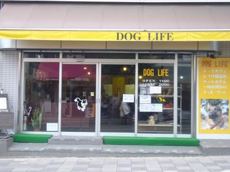 DOG LIFE外観