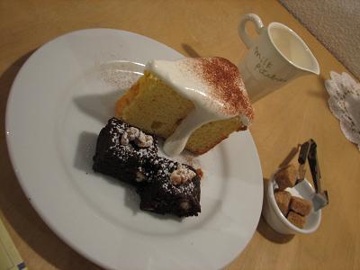 ケーキ盛り合わせ
