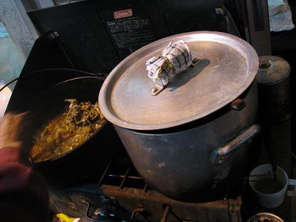 このお鍋の中に美味しい愛が煮込まれている!
