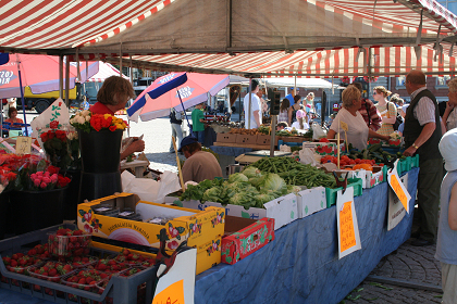 ハメーンリンナ市場