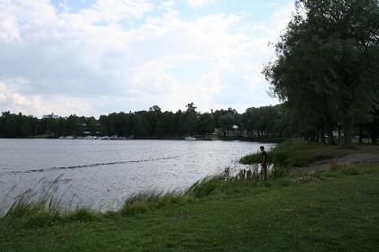 ハメーンリンナ_湖2