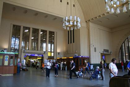 ヘルシンキ駅2