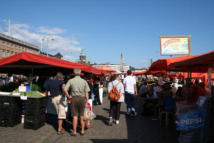 ヘルシンキマーケット1