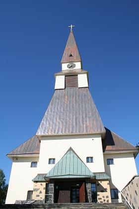 ロヴァニエミ教会
