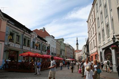 タリン旧市街