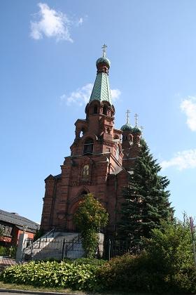 タンペレ教会