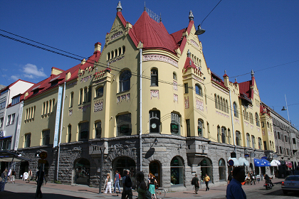 タンペレ_建物