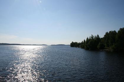 タンペレ_湖1