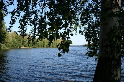 タンペレ_湖2