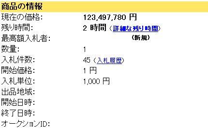 1億円突破ヽ(´ー`)ノ