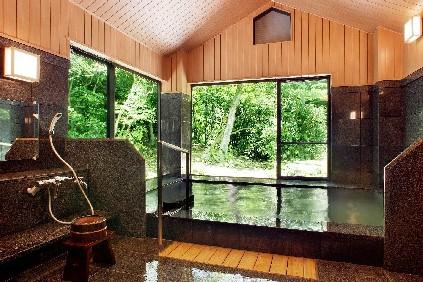 潮生館風呂