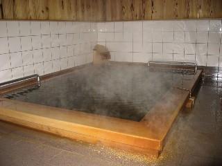 湯元 風呂
