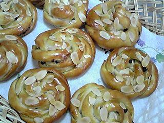 パン教室 1-バナナチョコパン