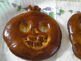 パン教室 1-かぼちゃ