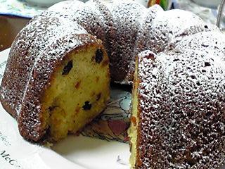 パン教室 1-フルーツケーキ