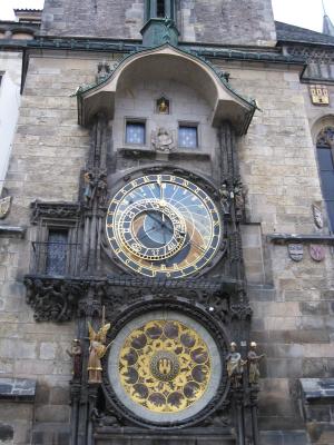 時計台正面