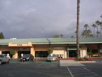 ホテルのメインの建物