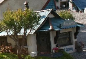 ゼッペットさんの家=ピノキオ!