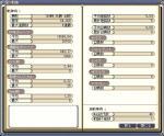 2007年7月4日戦績表