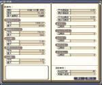 2007年7月6日戦績表