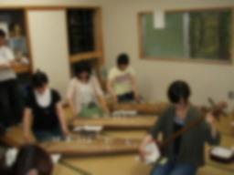 1年生発表会2008(2