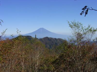 大谷から富士