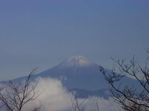 富士見台にて