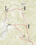 地蔵峠 地図