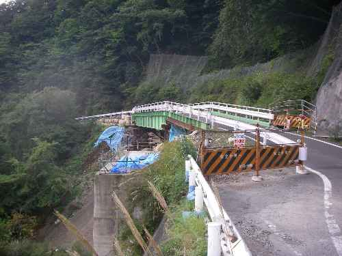 08.9.14 仮設橋