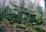 大棚山 大岩