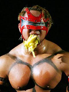 サイバー・コング(パイナップルくわえ・B)
