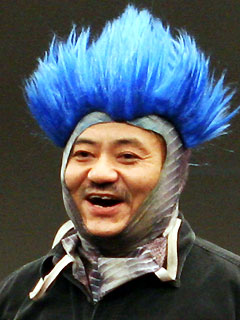 後藤達俊(半分ゴトウダー・笑顔)