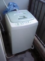 洗濯機買っちゃいました