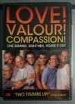 Love! Valour! Compassion! JGは左下