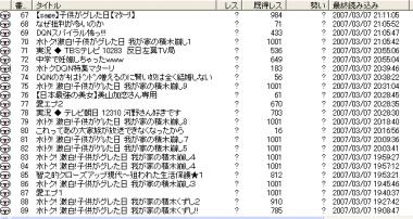 20070307TBS:「中学生の出産」