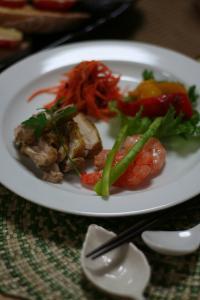 野菜ランチ2