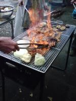 炎の焼き肉