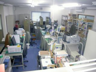 事務所の増築3
