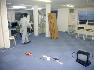 事務所の増築4