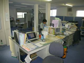 事務所の増築5