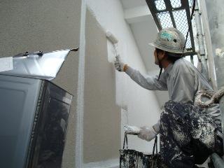 外壁下塗り 20.2.5