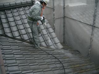 屋根洗浄 20.2.2